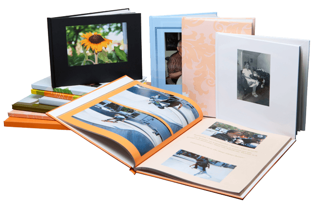 Make your own photo book!