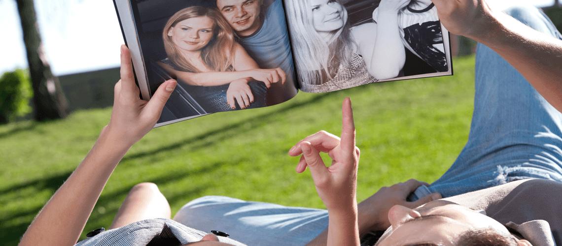 Ein Fotobuch in weniger als 10 Minuten!